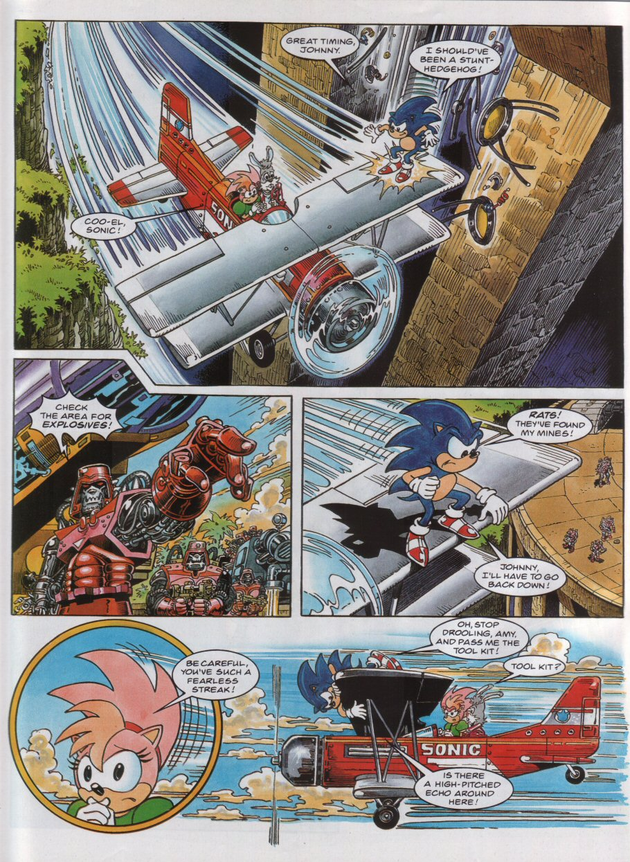 Sonic - The Comic Issue No. 044 Page 4