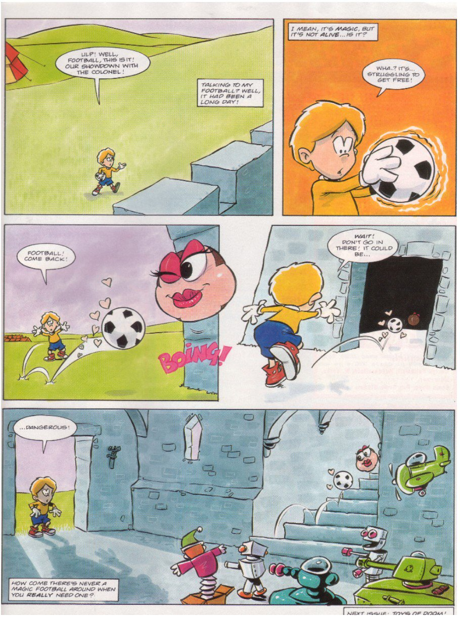 Sonic - The Comic Issue No. 044 Page 30