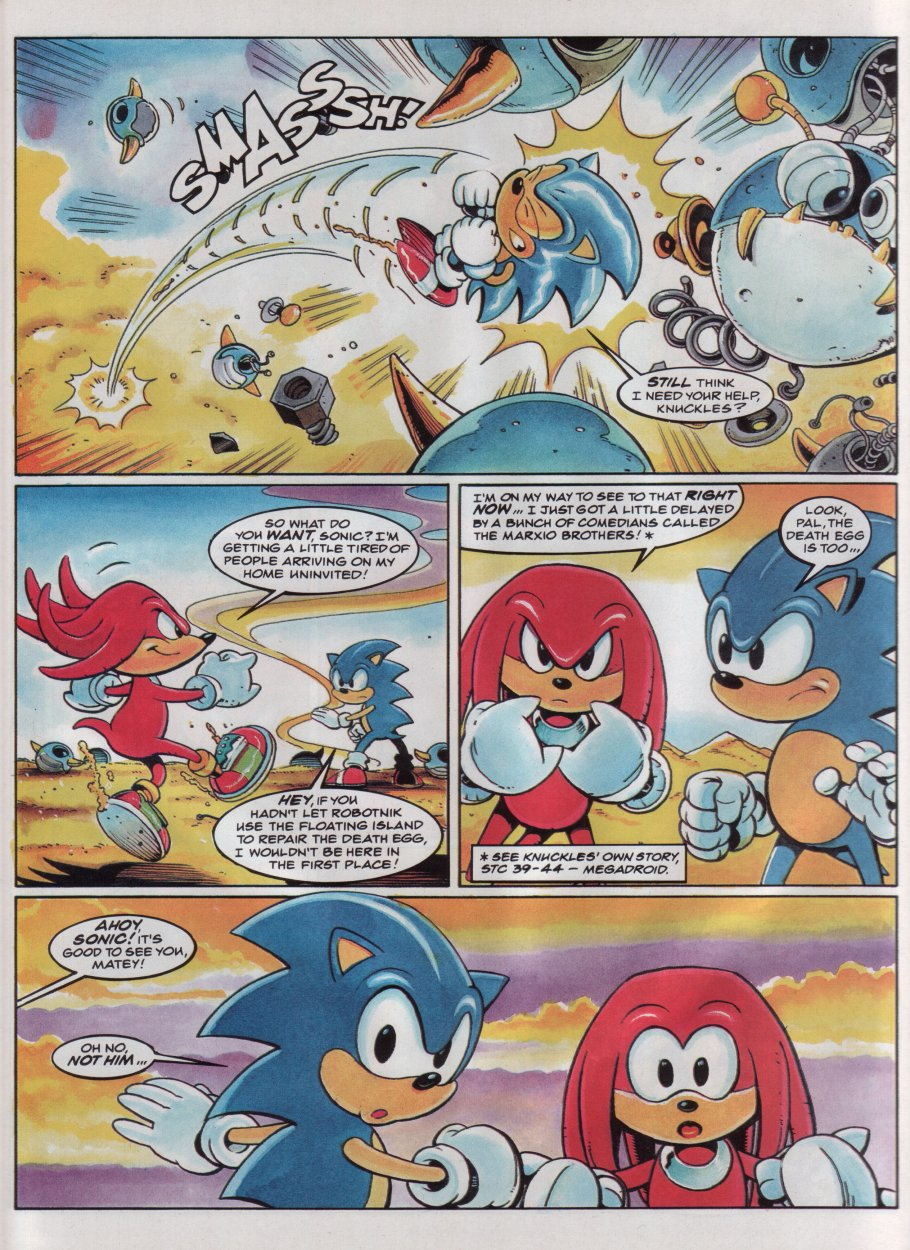 Sonic - The Comic Issue No. 047 Page 5