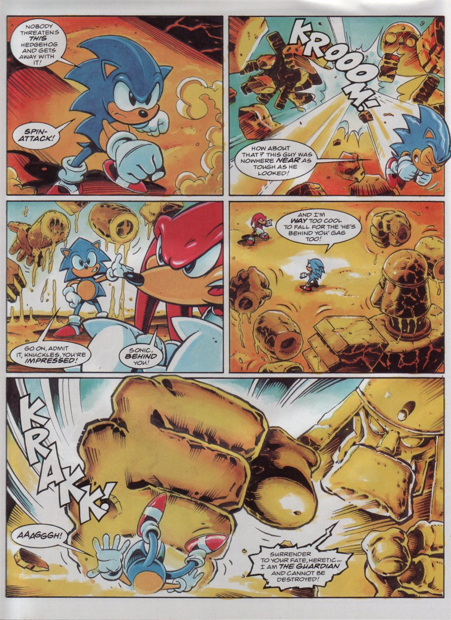 Sonic - The Comic Issue No. 048 Page 3