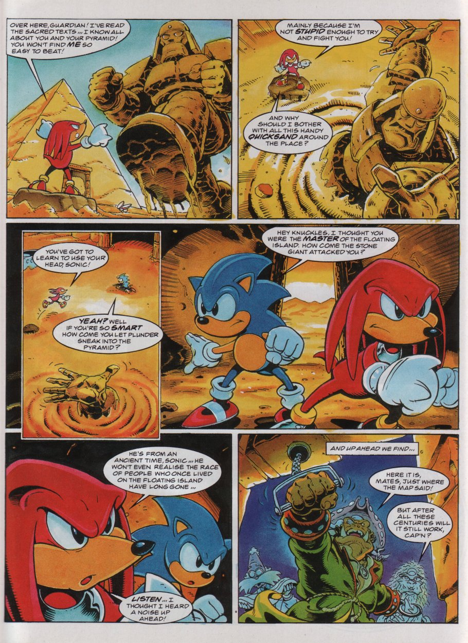 Sonic - The Comic Issue No. 048 Page 4