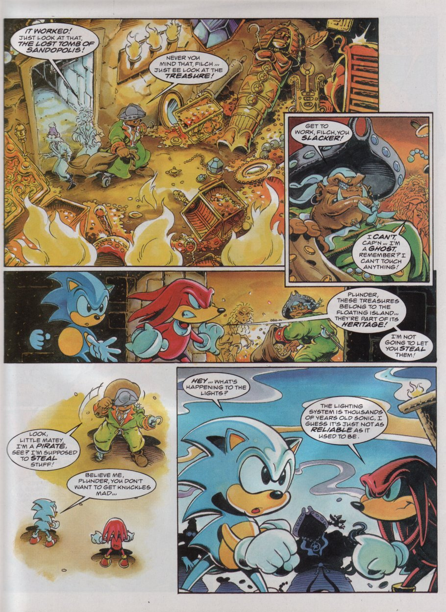 Sonic - The Comic Issue No. 048 Page 5