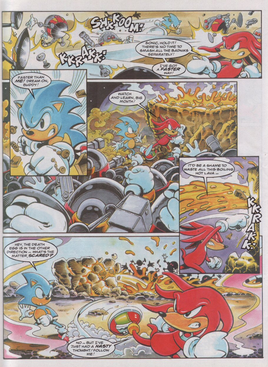 Sonic - The Comic Issue No. 049 Page 5