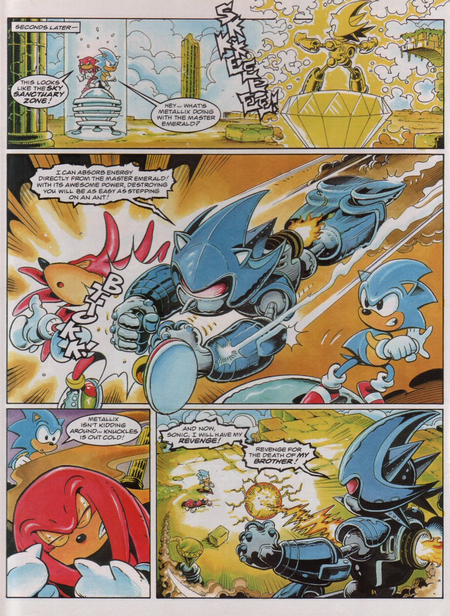 Sonic - The Comic Issue No. 050 Page 3