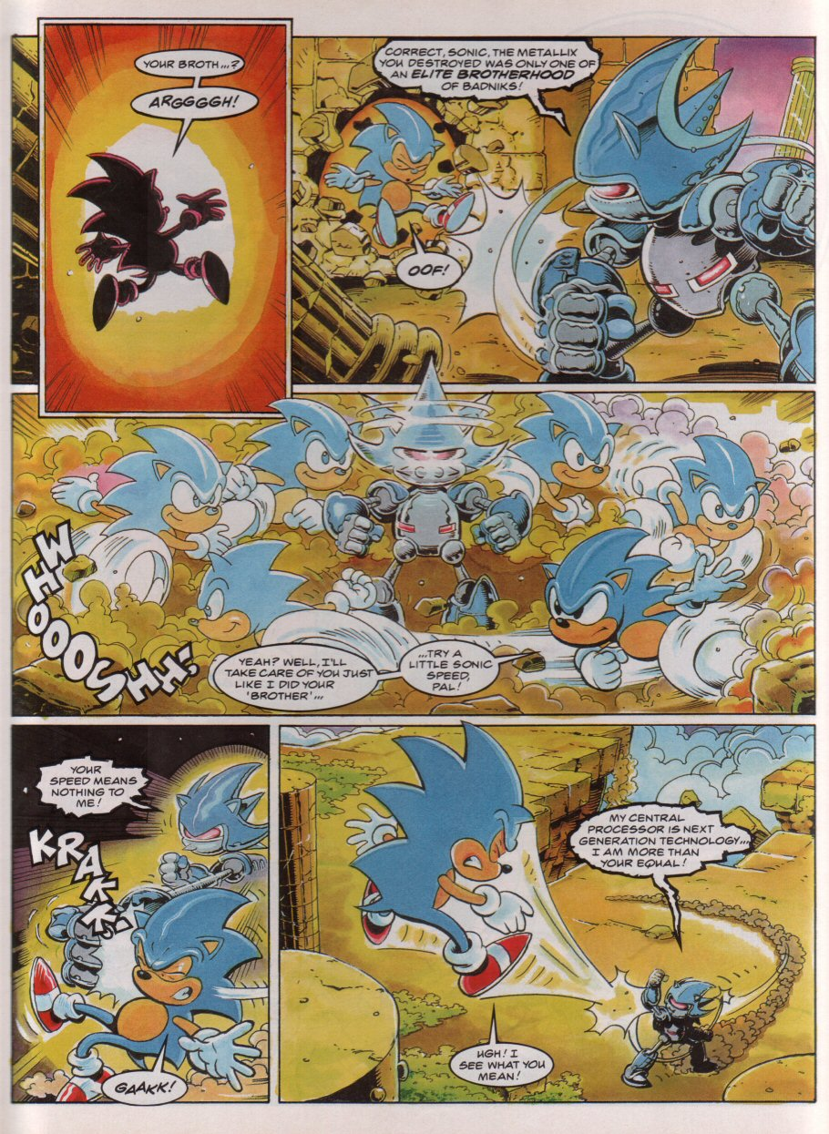 Sonic - The Comic Issue No. 050 Page 4