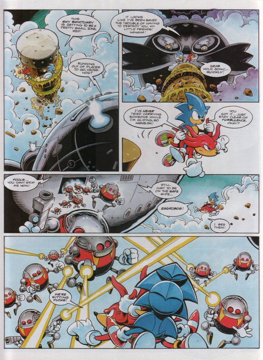Sonic - The Comic Issue No. 051 Page 4