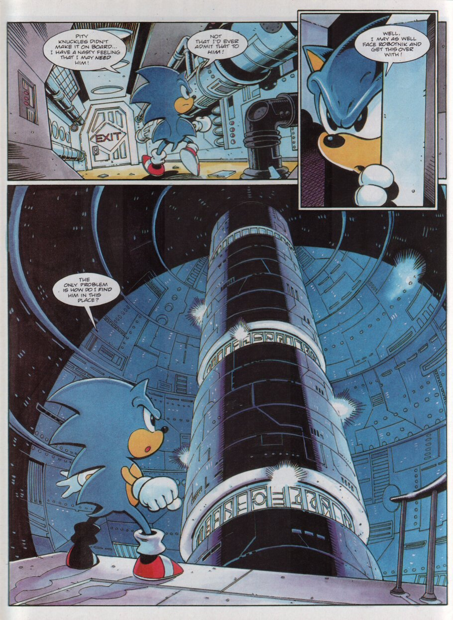 Sonic - The Comic Issue No. 051 Page 6