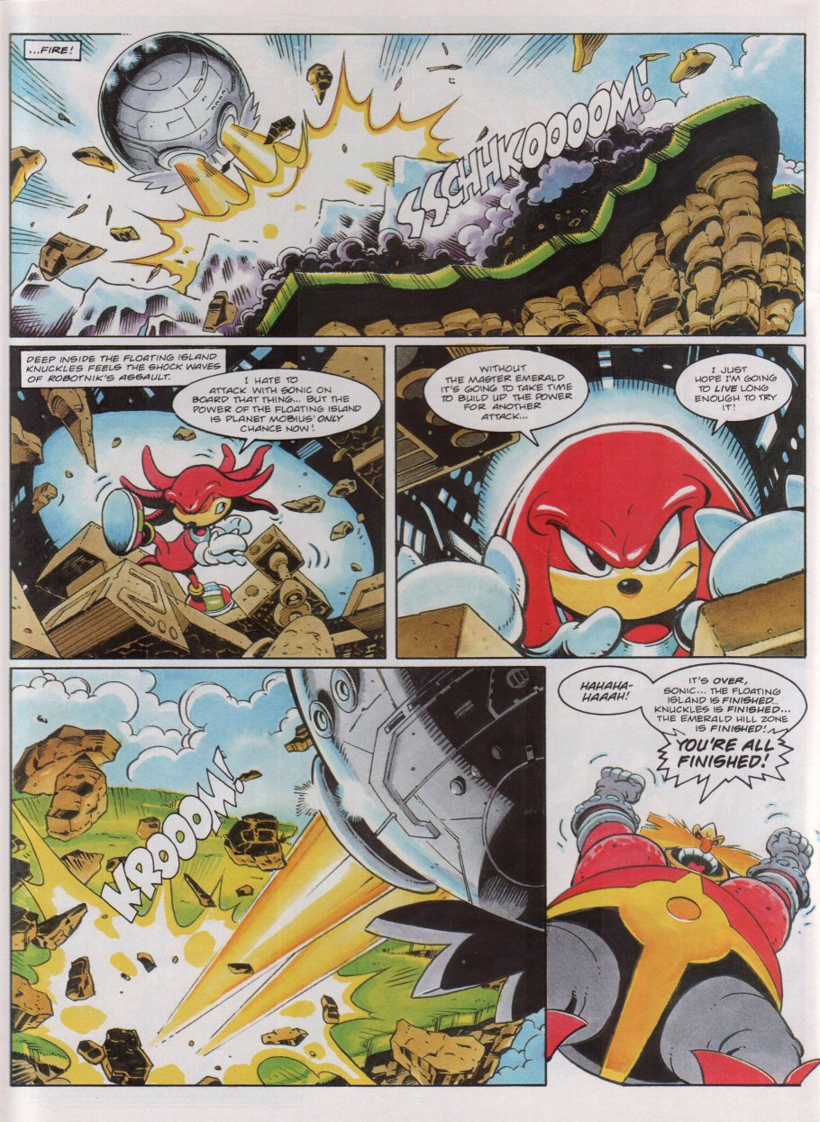Sonic - The Comic Issue No. 052 Page 5