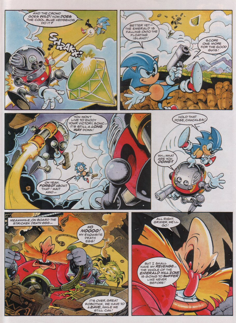 Sonic - The Comic Issue No. 053 Page 3