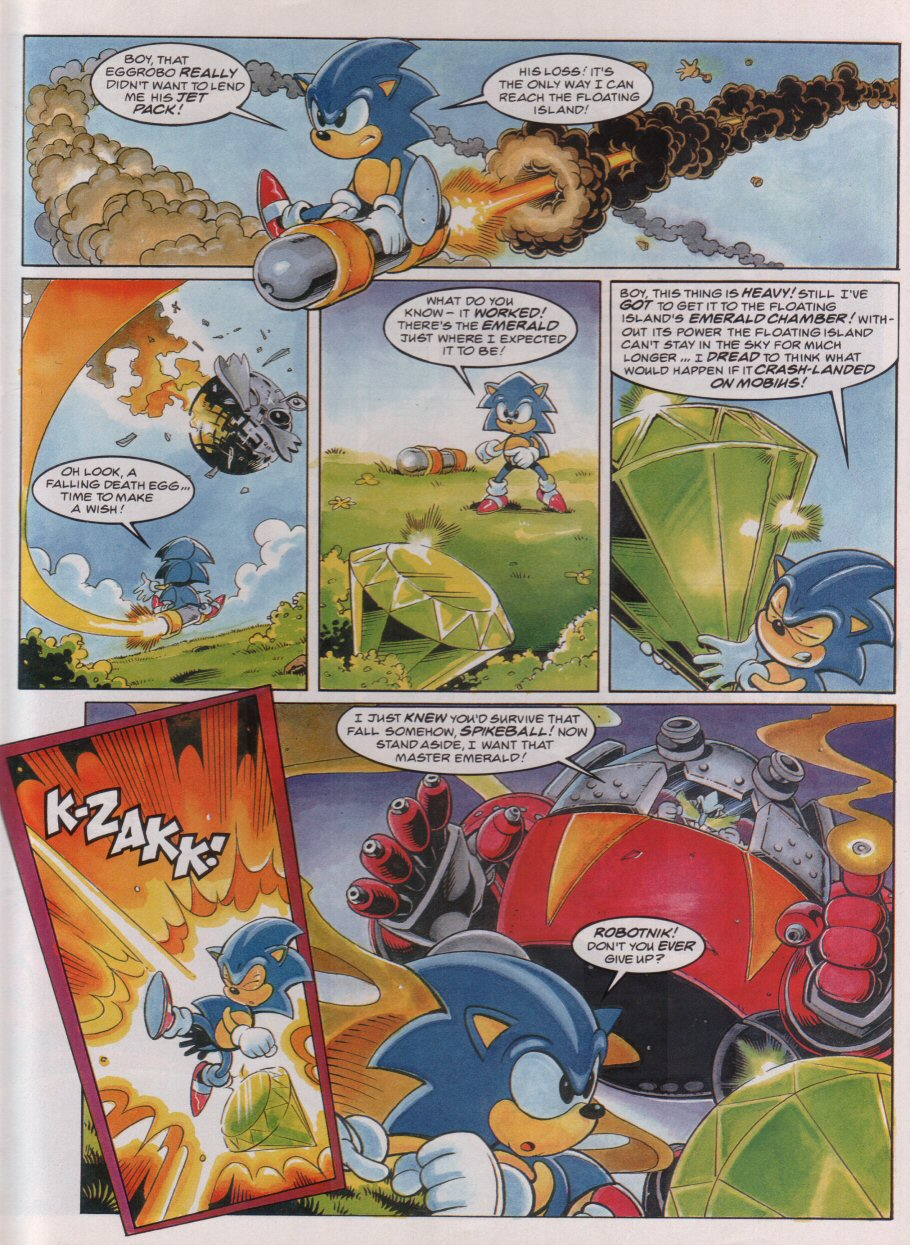 Sonic - The Comic Issue No. 053 Page 4