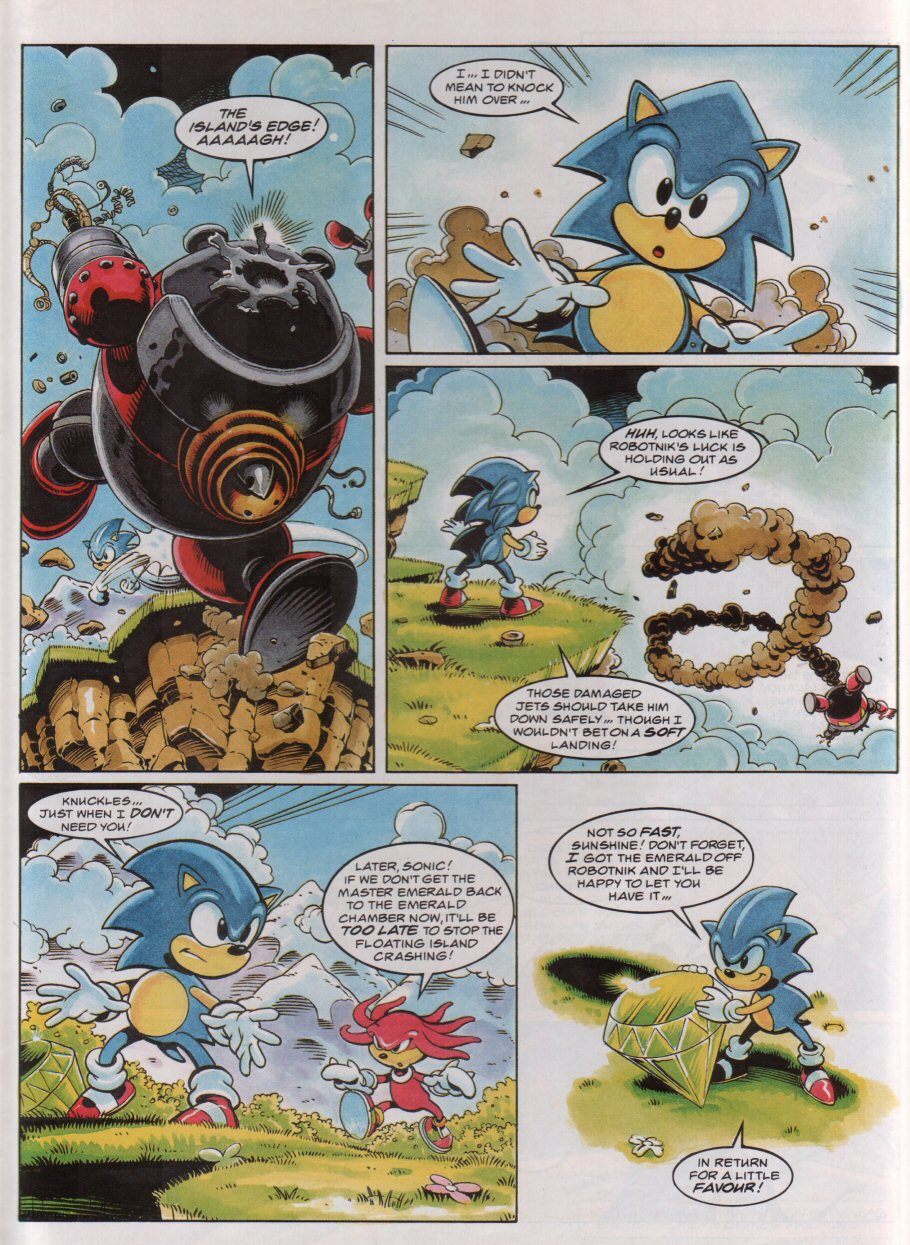 Sonic - The Comic Issue No. 053 Page 6