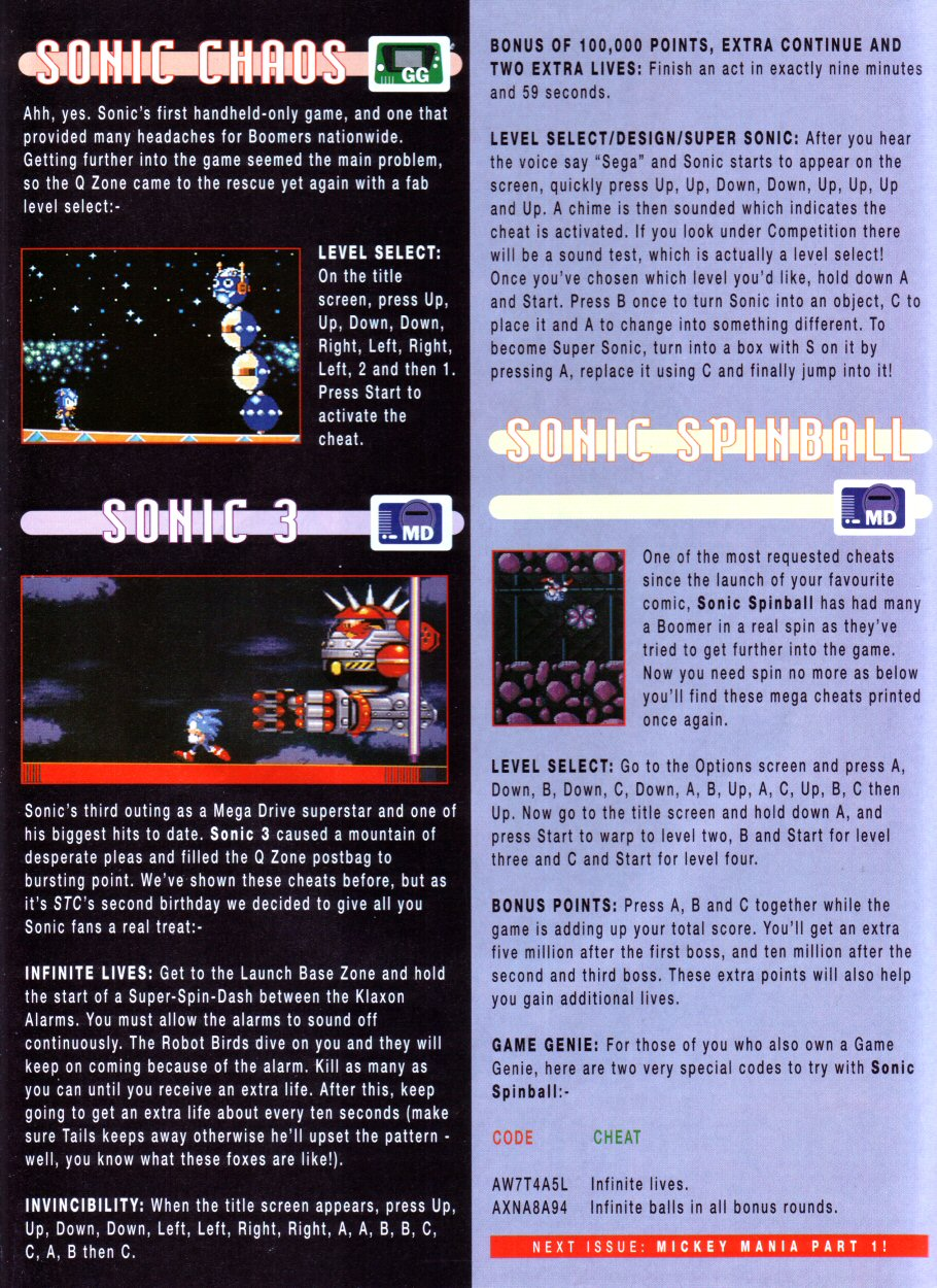Sonic - The Comic Issue No. 053 Page 23