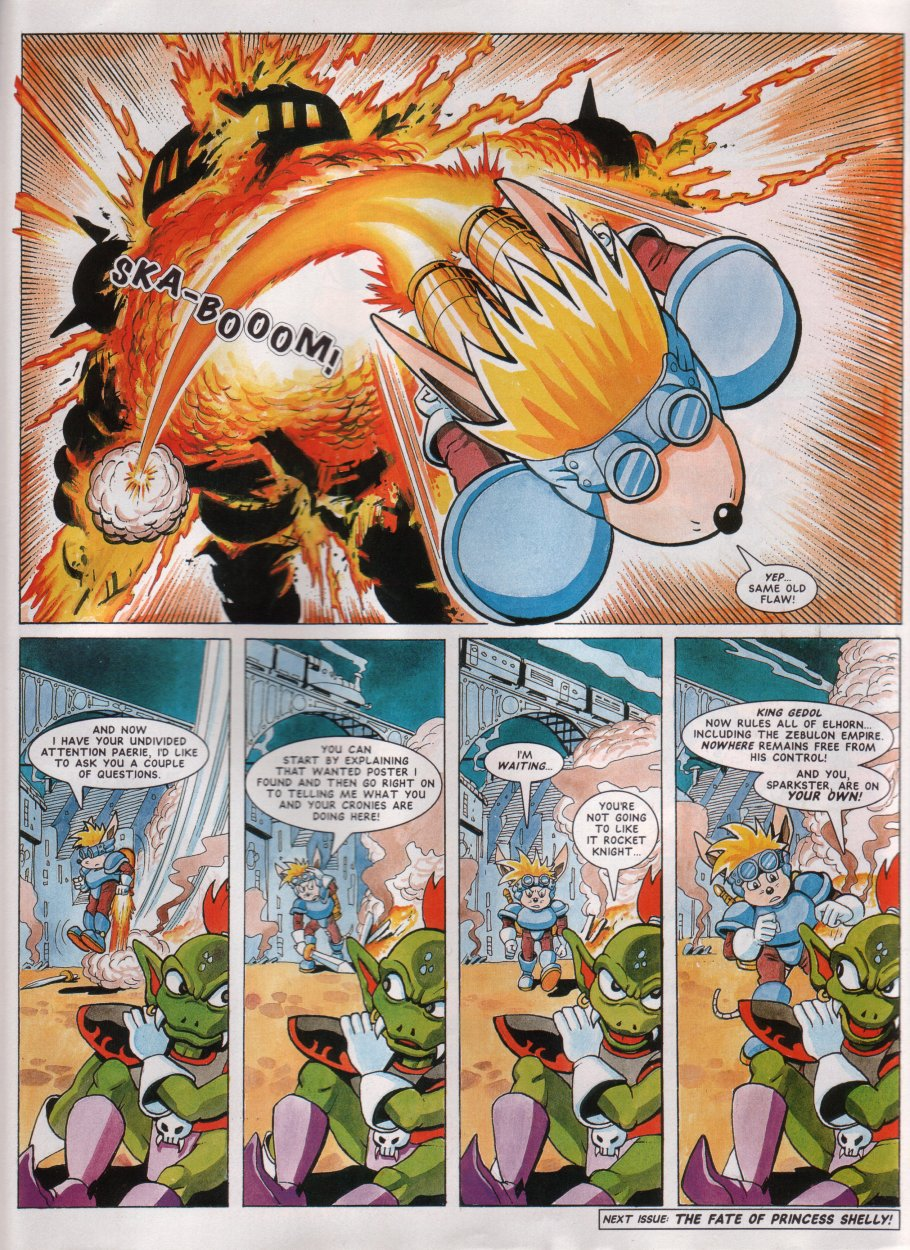 Sonic - The Comic Issue No. 053 Page 28