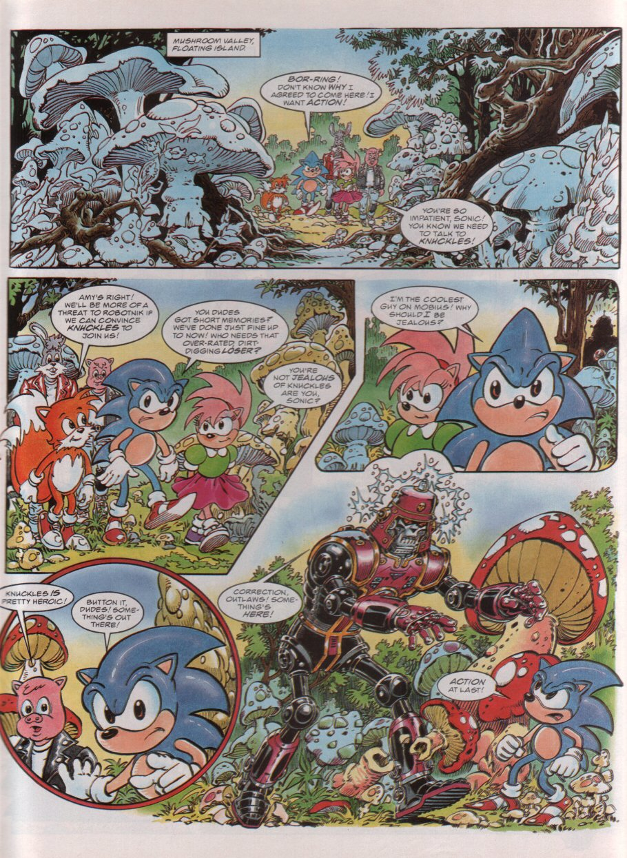 Sonic - The Comic Issue No. 054 Page 4