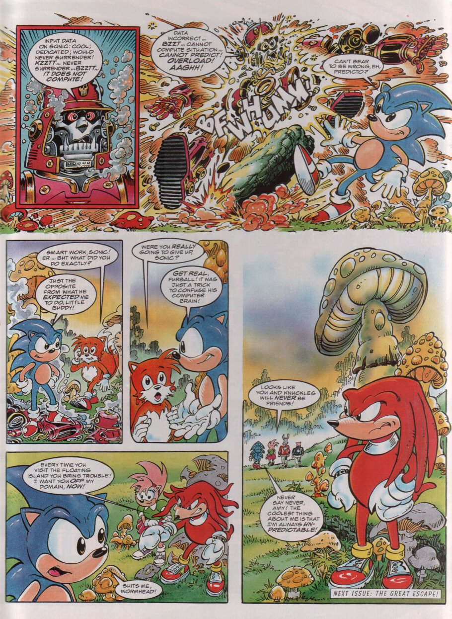 Sonic - The Comic Issue No. 054 Page 8