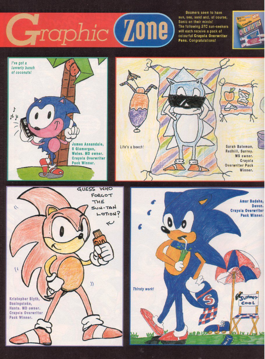 Sonic - The Comic Issue No. 055 Page 9