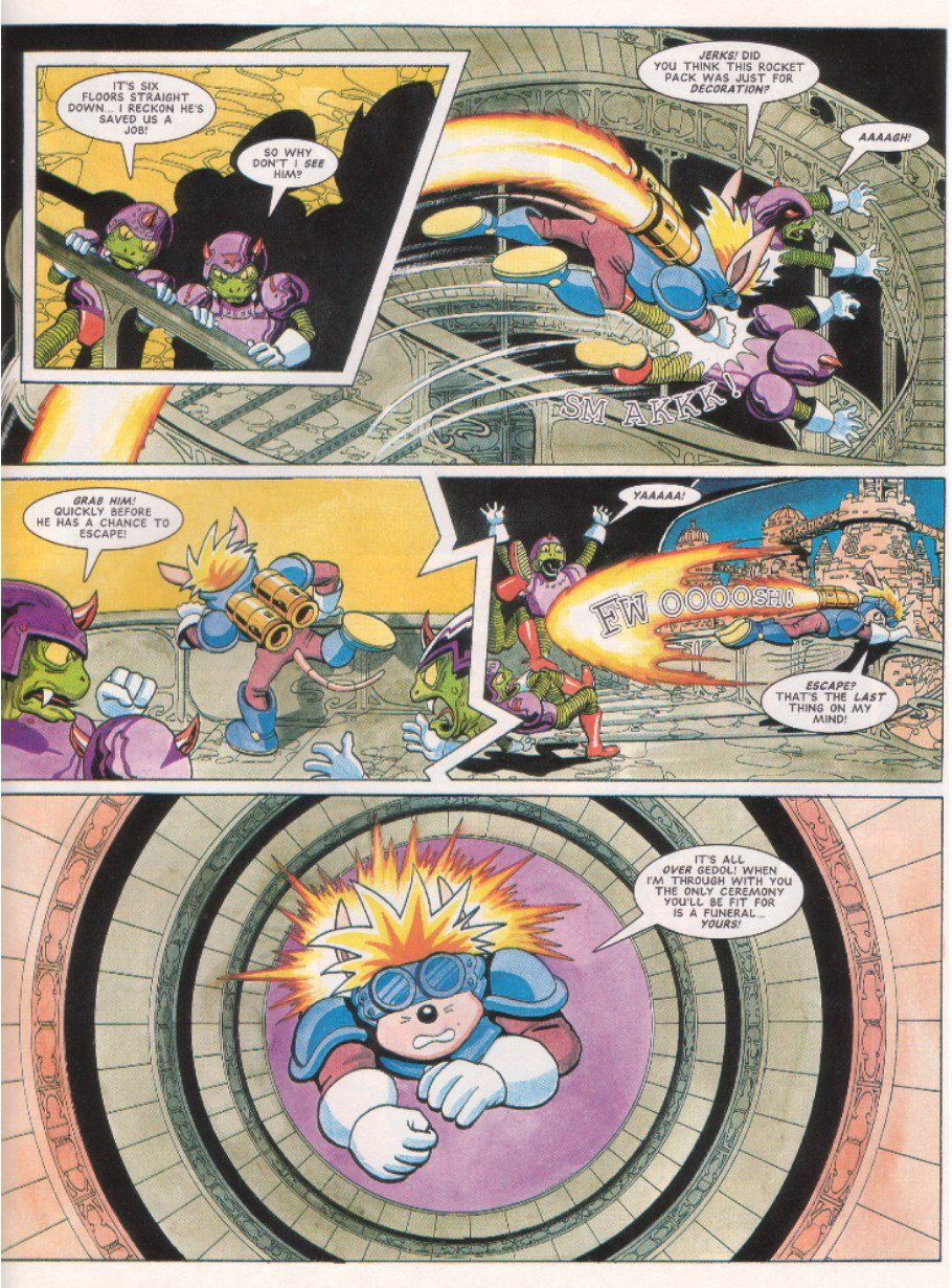 Sonic - The Comic Issue No. 055 Page 25