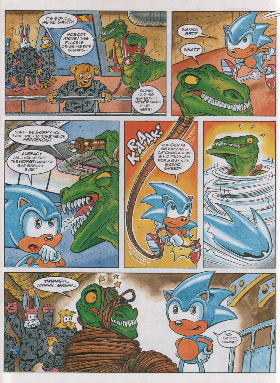 Sonic - The Comic Issue No. 056 Page 4