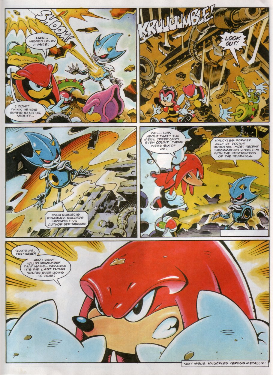 Sonic - The Comic Issue No. 056 Page 21