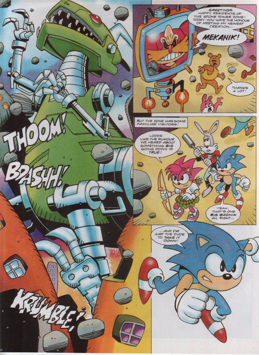Sonic - The Comic Issue No. 057 Page 4