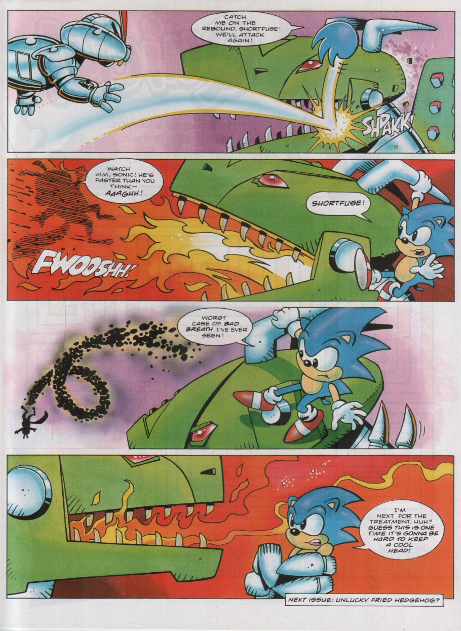 Sonic - The Comic Issue No. 057 Page 8