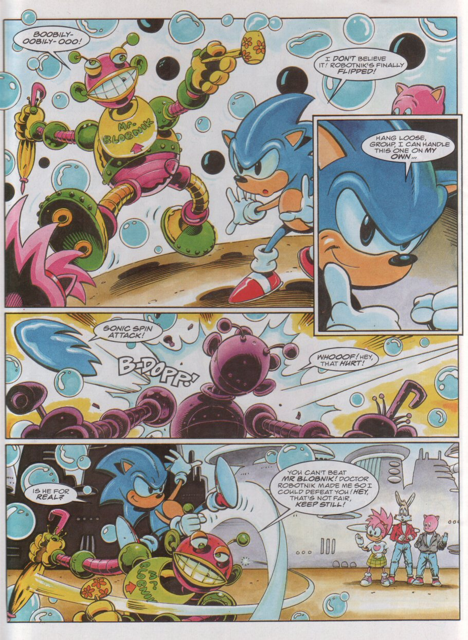 Sonic - The Comic Issue No. 059 Page 3