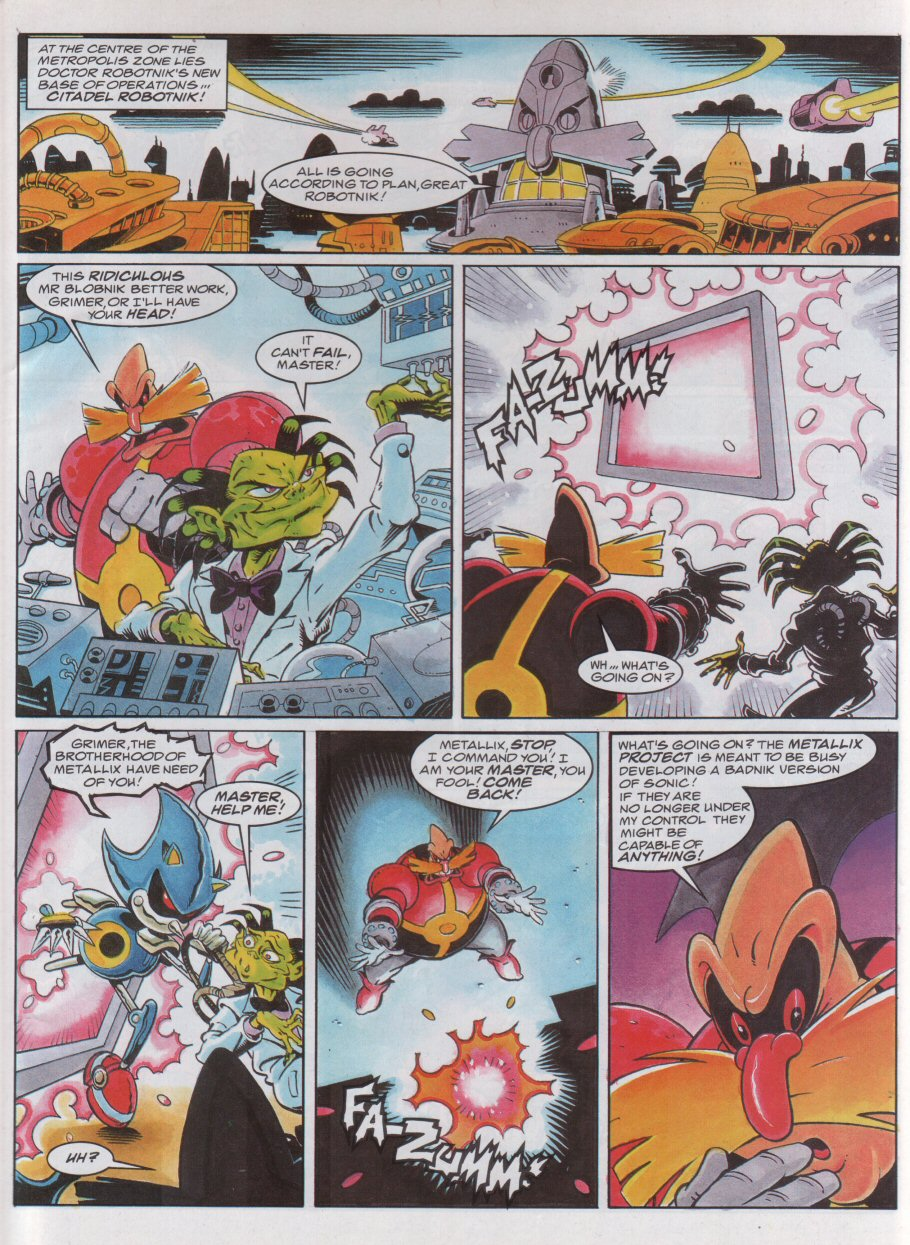 Sonic - The Comic Issue No. 059 Page 4
