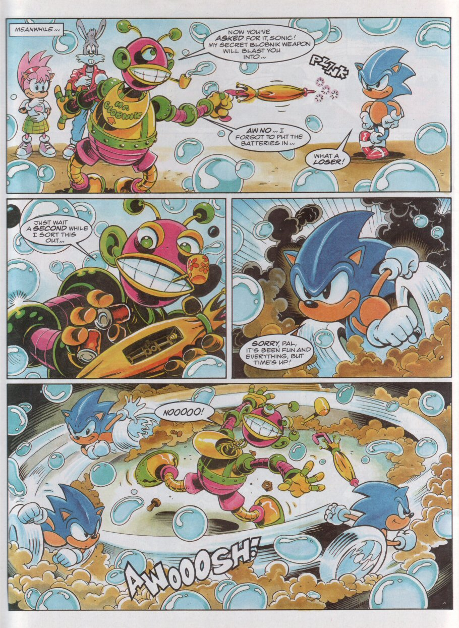 Sonic - The Comic Issue No. 059 Page 5