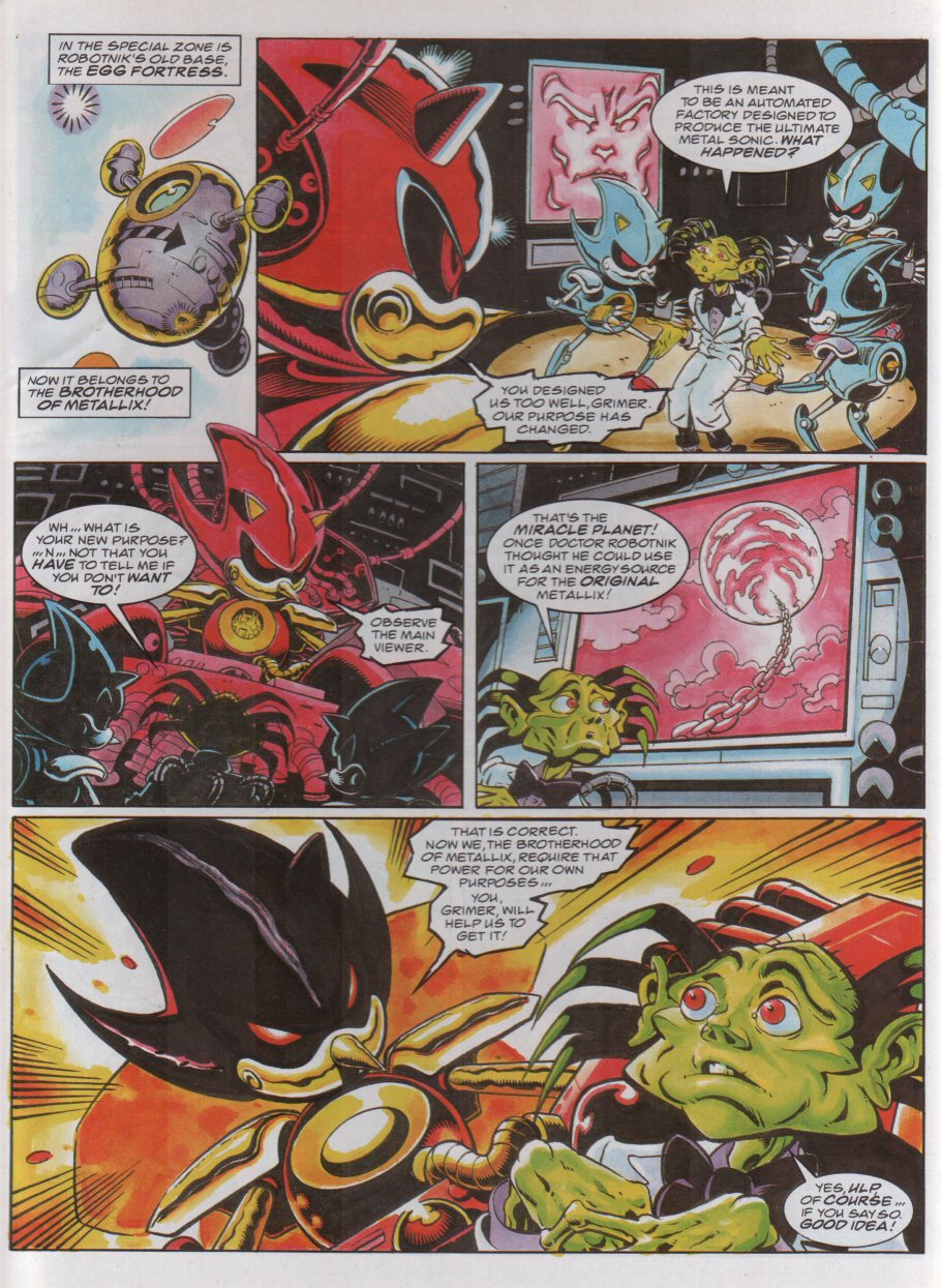 Sonic - The Comic Issue No. 059 Page 6