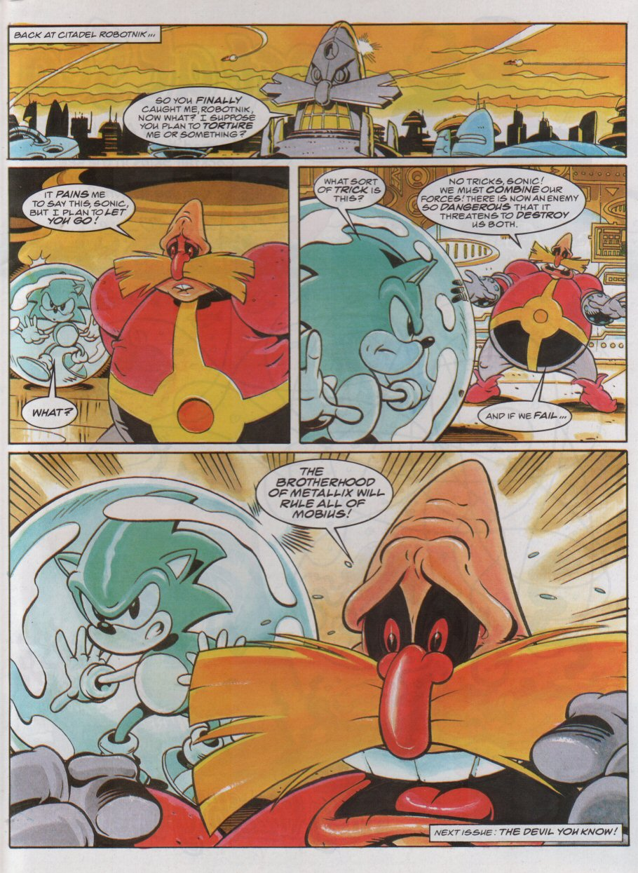 Sonic - The Comic Issue No. 059 Page 8