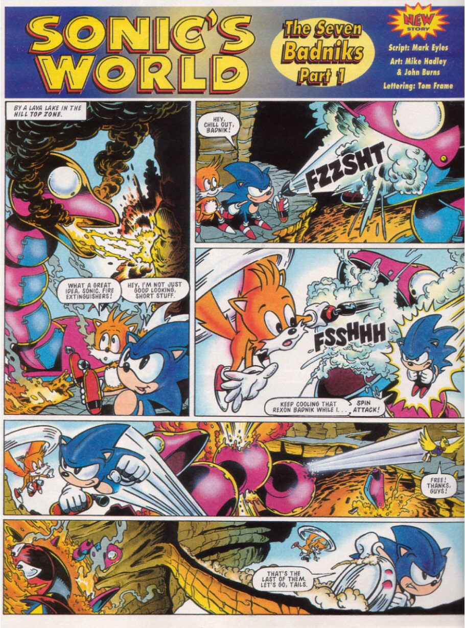 Sonic - The Comic Issue No. 059 Page 25