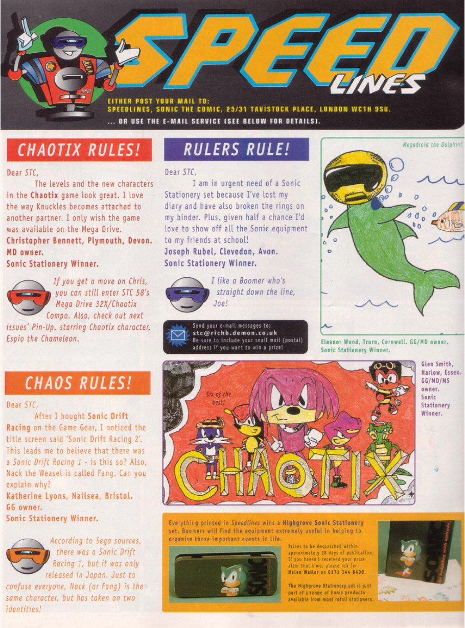 Sonic - The Comic Issue No. 059 Page 29