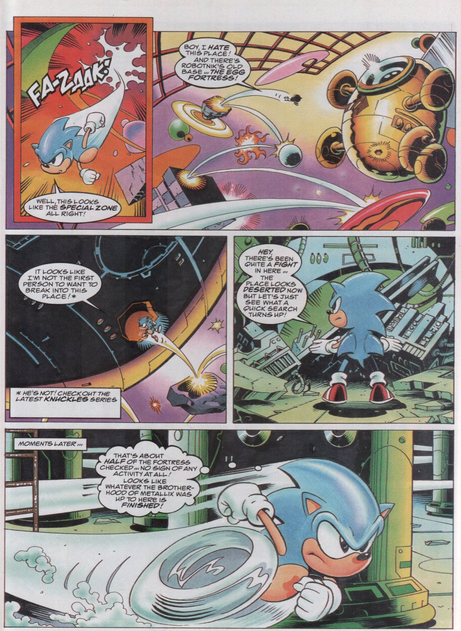 Sonic - The Comic Issue No. 060 Page 4