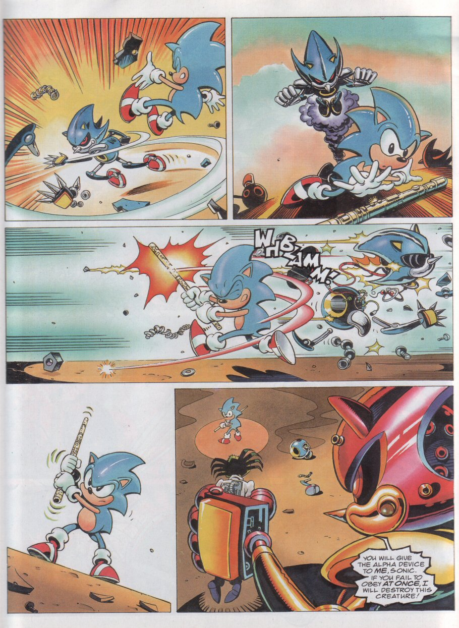 Sonic - The Comic Issue No. 060 Page 7