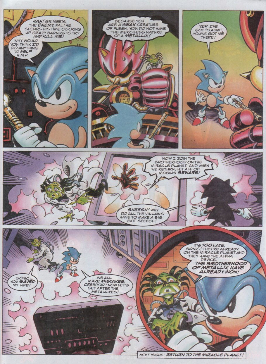 Sonic - The Comic Issue No. 060 Page 8