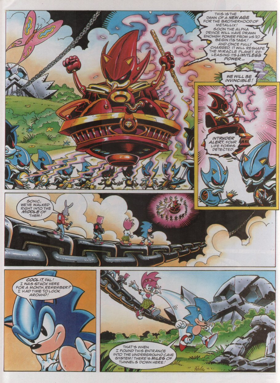 Sonic - The Comic Issue No. 061 Page 4