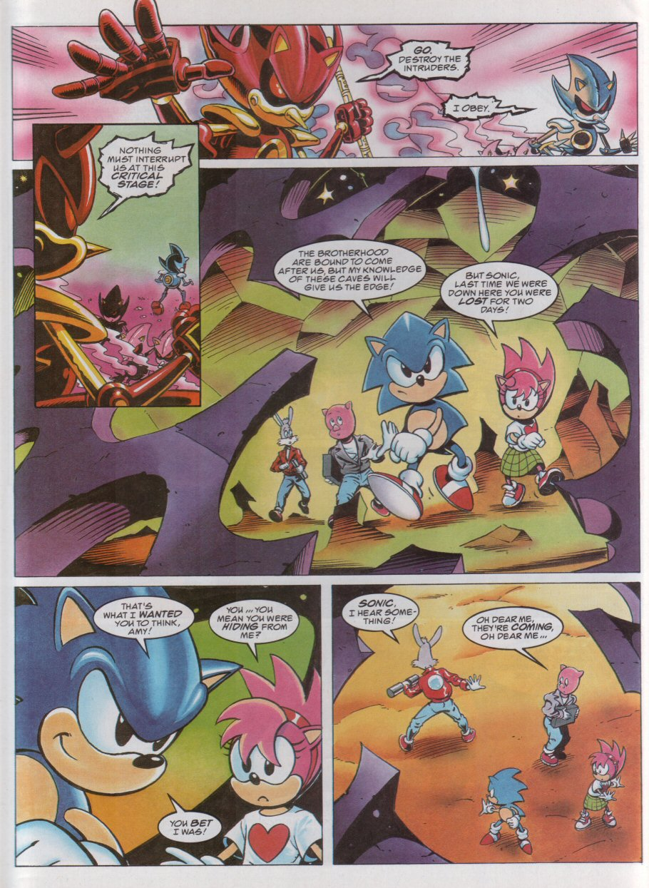 Sonic - The Comic Issue No. 061 Page 5
