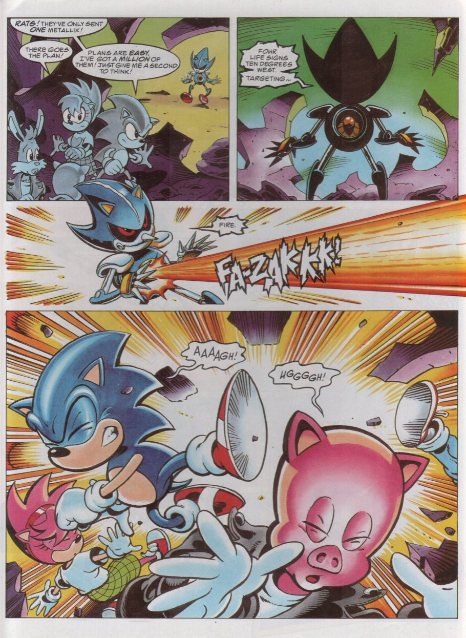 Sonic - The Comic Issue No. 061 Page 6