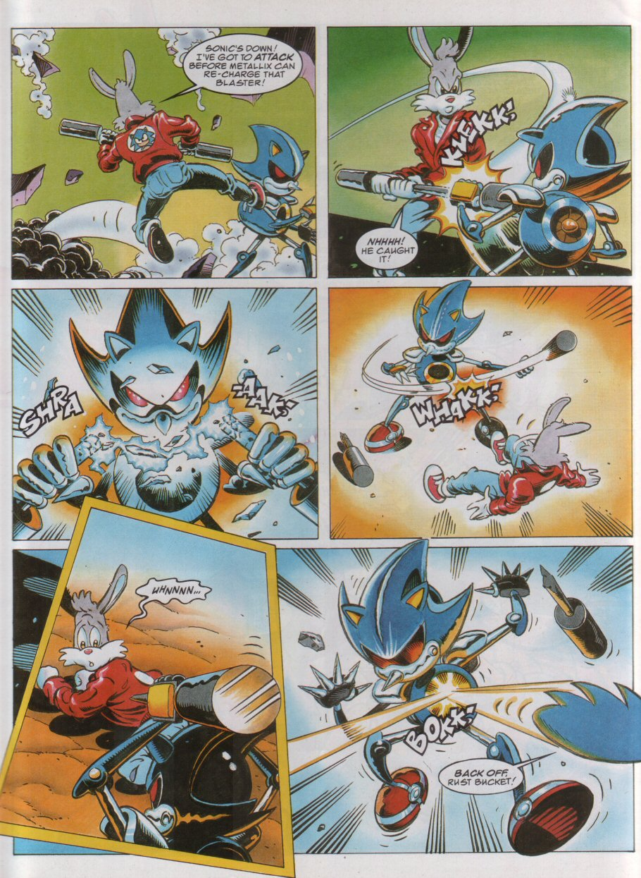 Sonic - The Comic Issue No. 061 Page 7