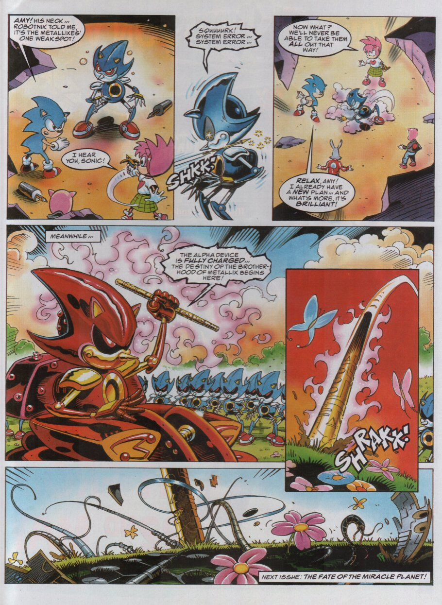 Sonic - The Comic Issue No. 061 Page 8