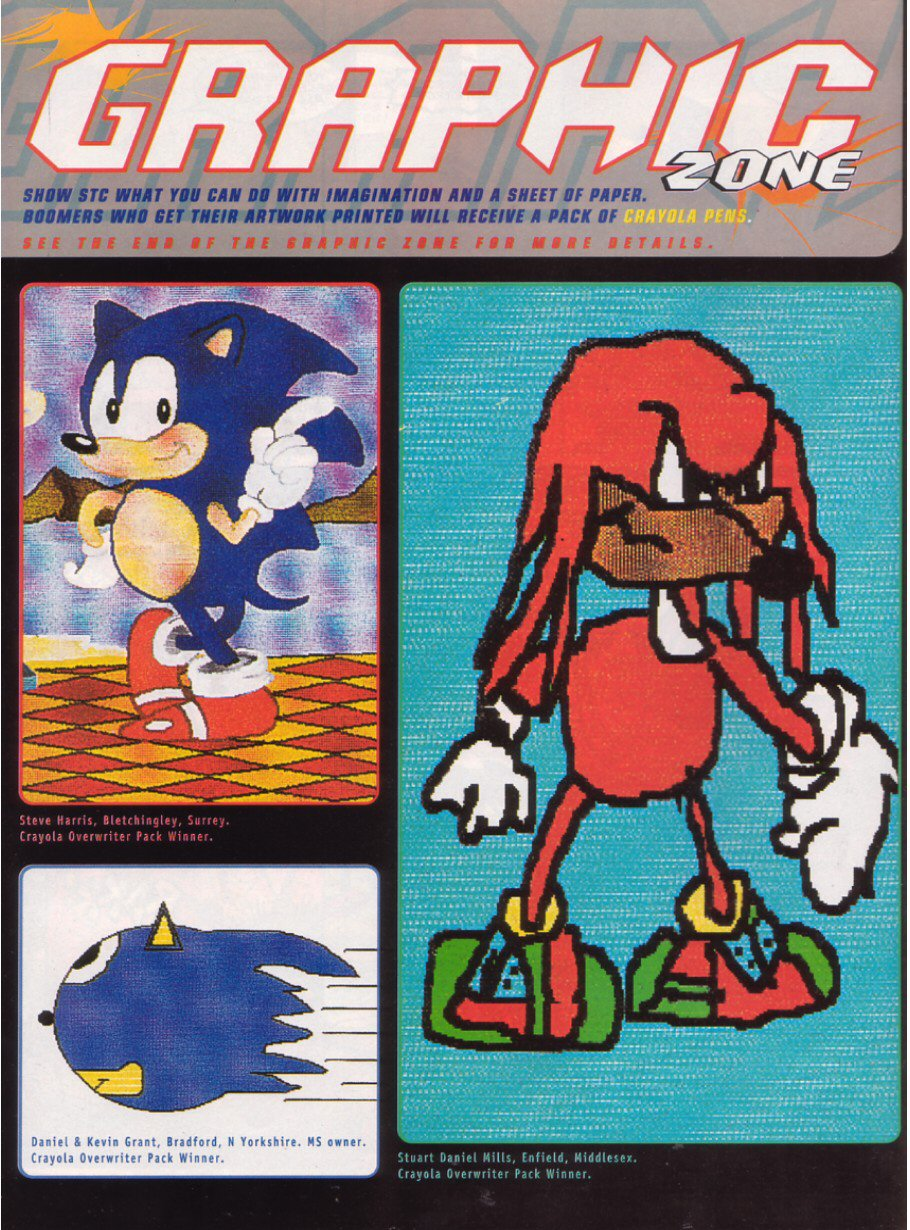 Sonic - The Comic Issue No. 061 Page 9