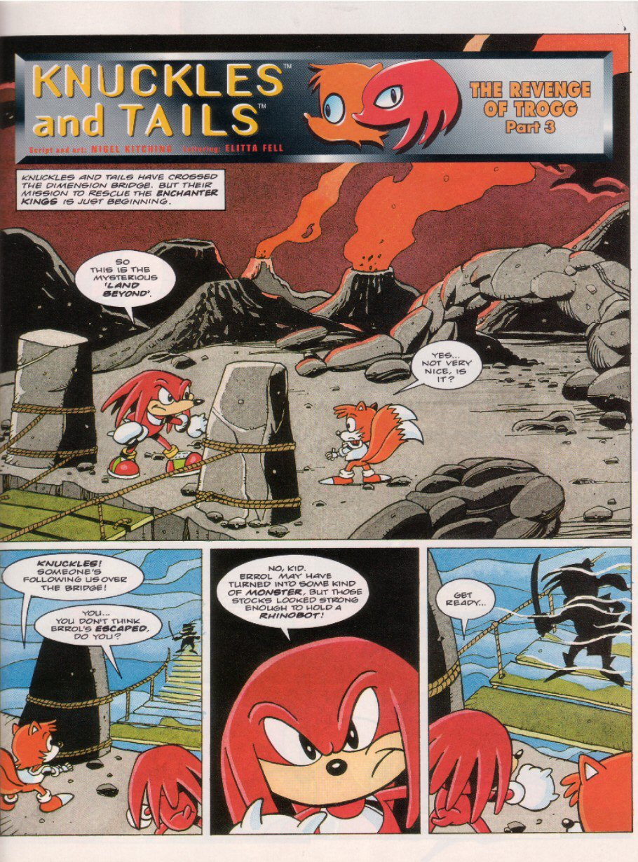 Sonic - The Comic Issue No. 061 Page 17