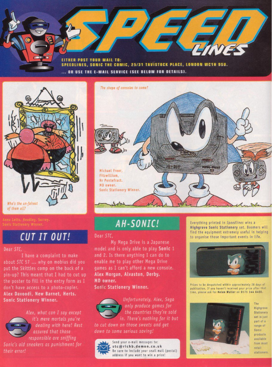 Sonic - The Comic Issue No. 061 Page 30