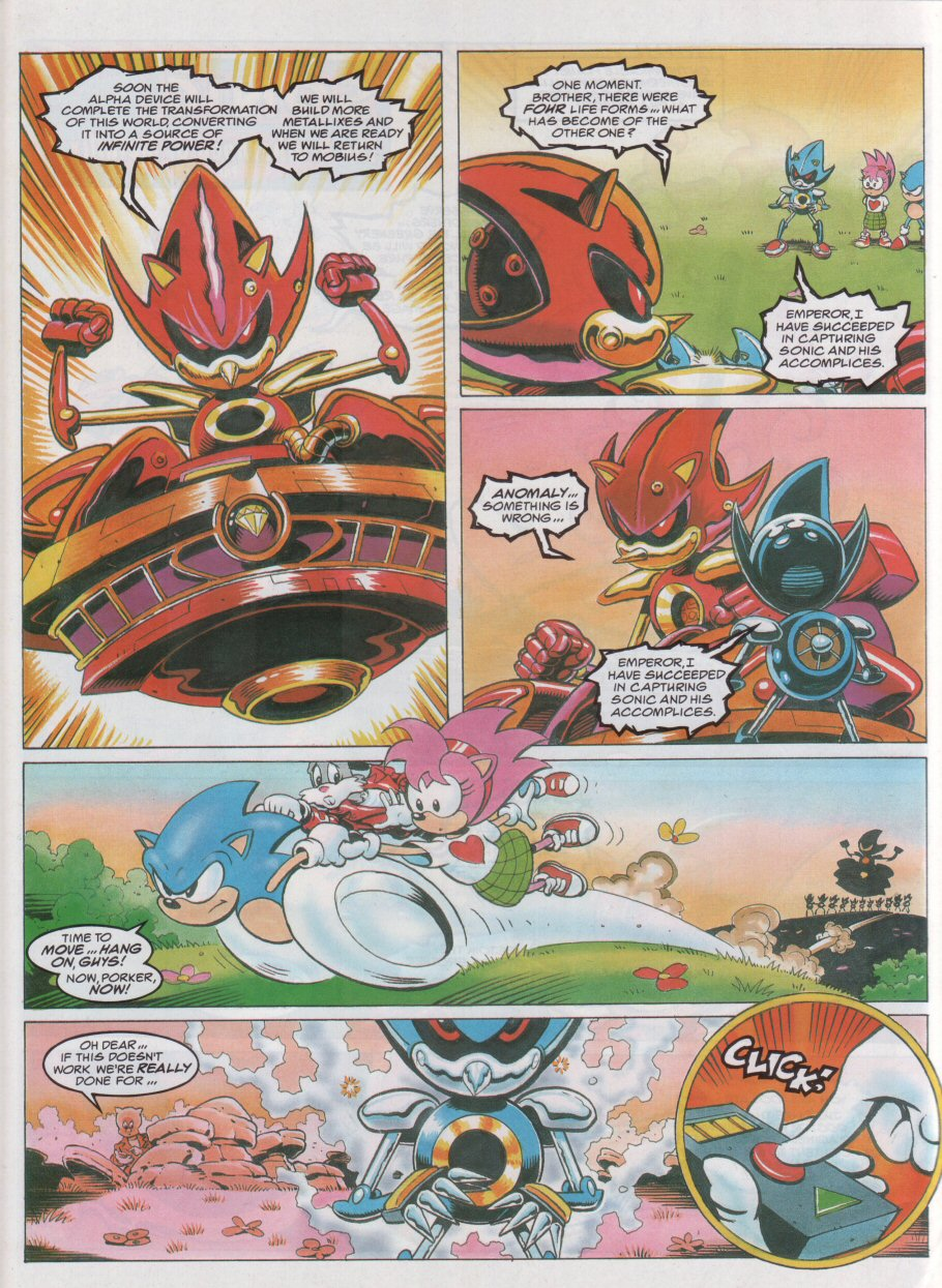 Sonic - The Comic Issue No. 062 Page 3