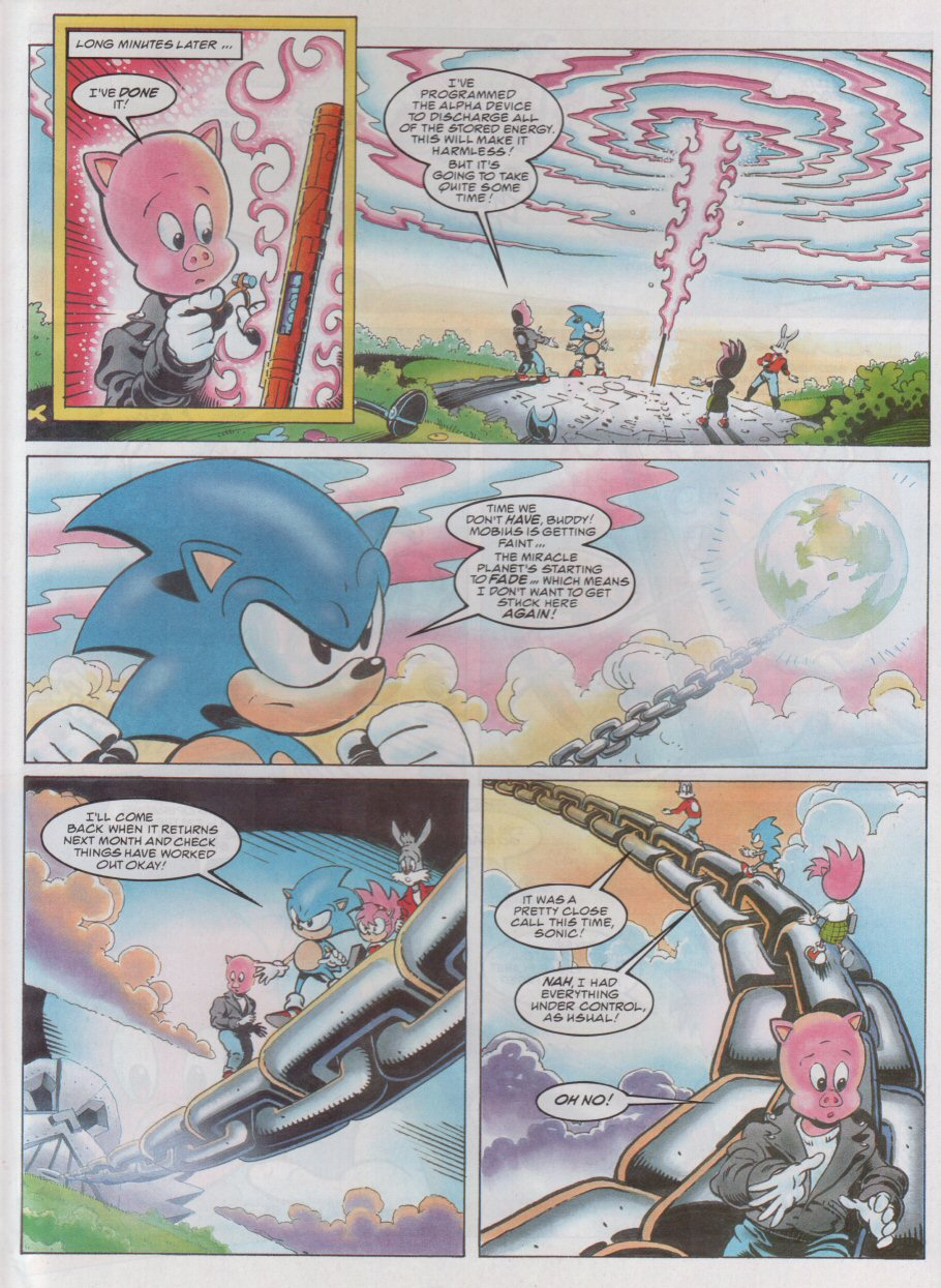 Sonic - The Comic Issue No. 062 Page 6