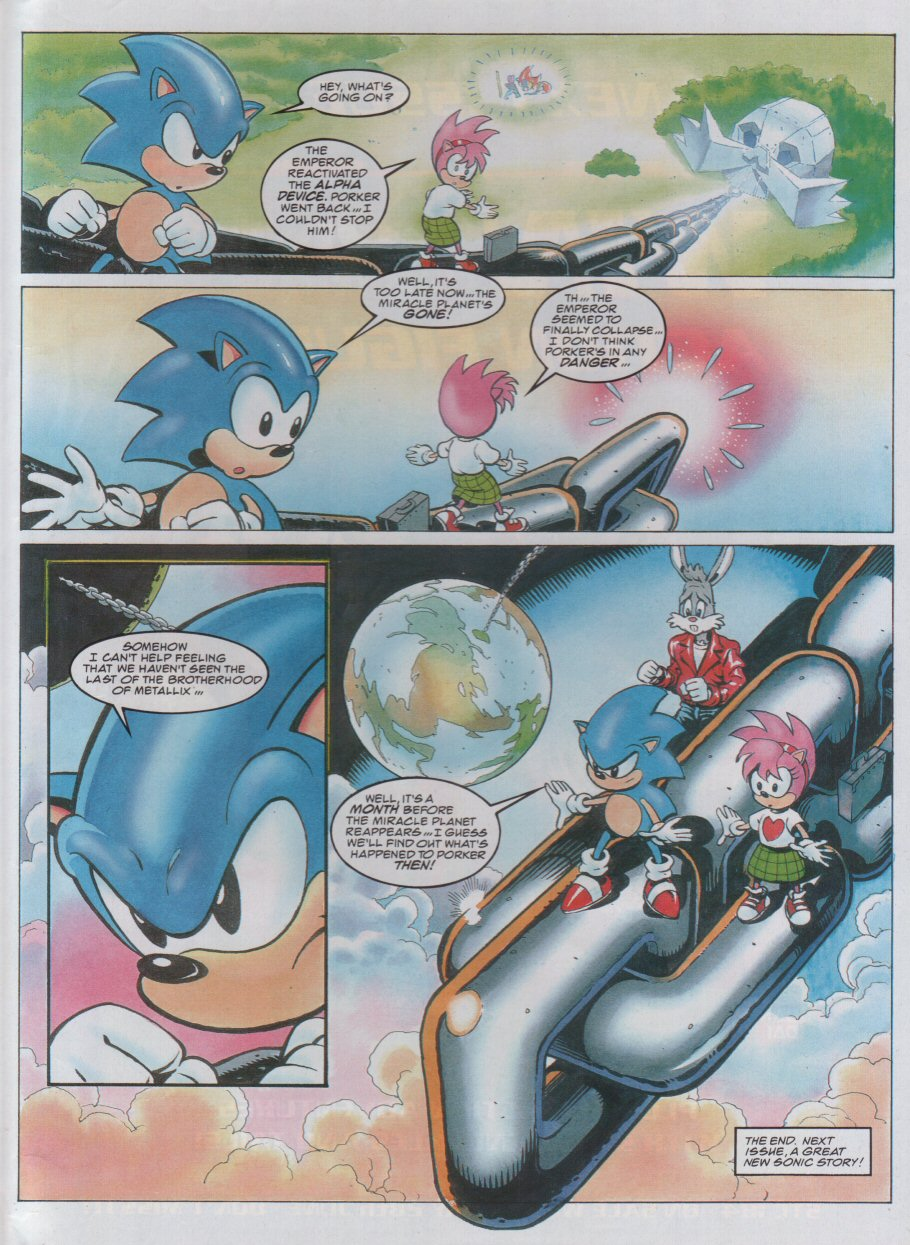 Sonic - The Comic Issue No. 062 Page 8