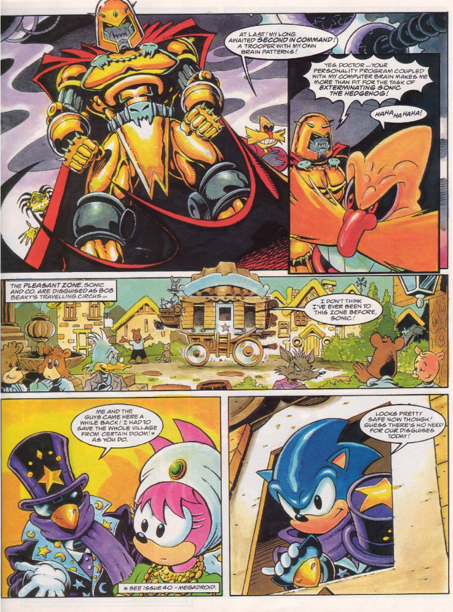 Sonic - The Comic Issue No. 063 Page 4