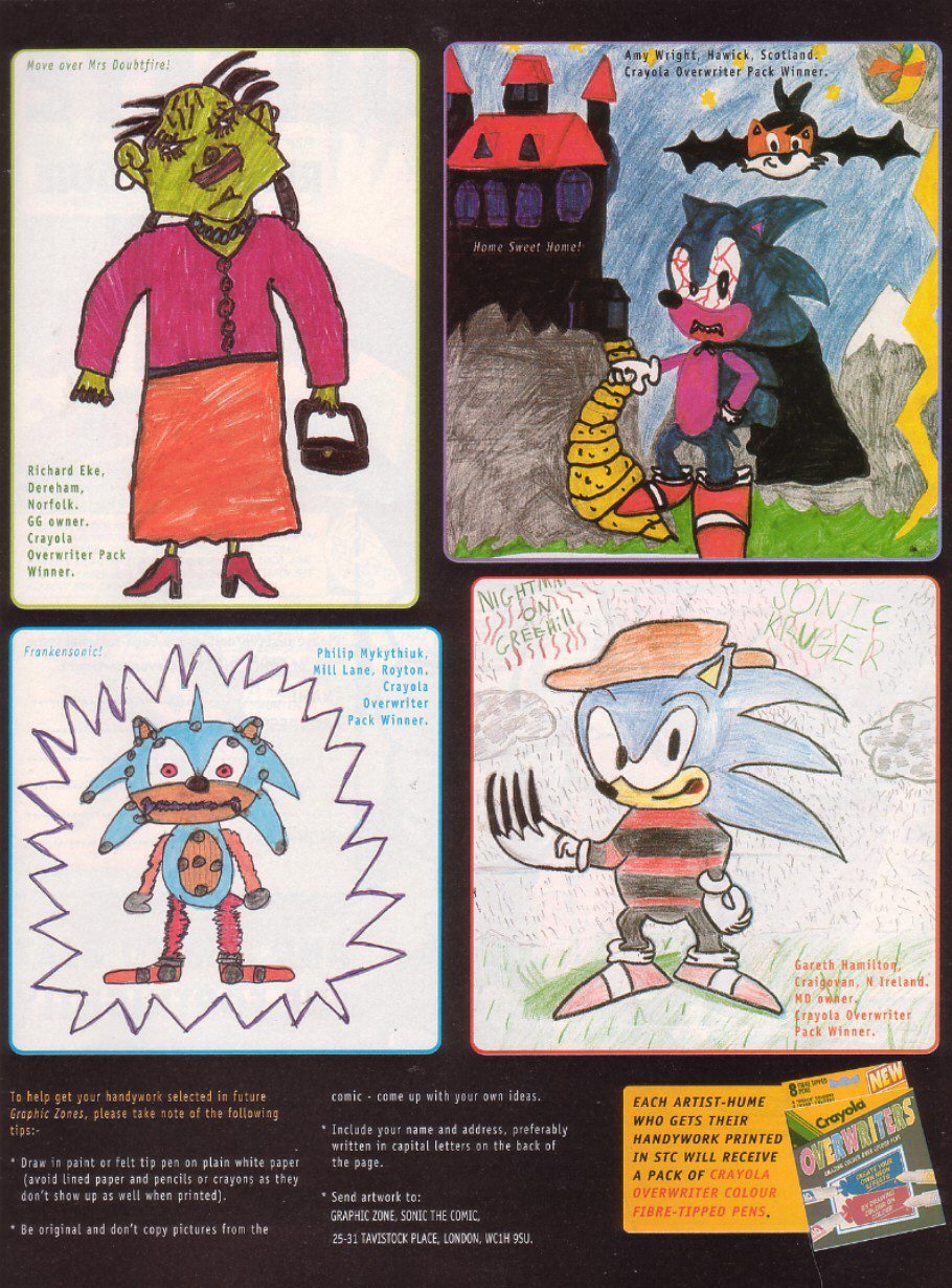 Sonic - The Comic Issue No. 063 Page 10