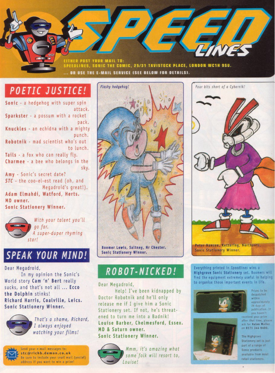 Sonic - The Comic Issue No. 063 Page 28