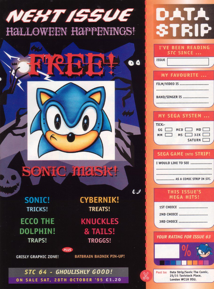 Sonic - The Comic Issue No. 063 Page 29